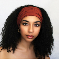 Turban Diva Designs 299-a Wide Headband