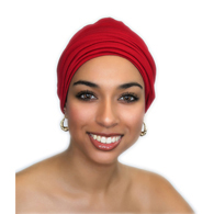 Turban Diva Designs 299-b Chemo Hat & Band Set