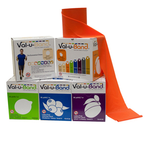 Val-u-Band 10-6128 Latex Free Band-50 Yard-5 Piece Set