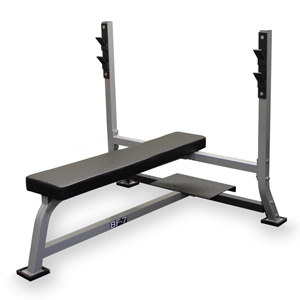 Valor Fitness BF-7 Olympic Bench w/ Spotter
