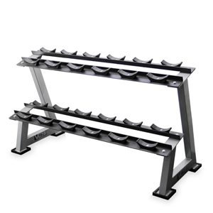 Valor Fitness BG-10 6 Pair Dumbbell Rack