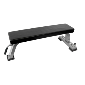 Valor Fitness DA-6 Flat Bench with Wheels