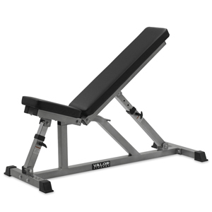 Valor Fitness DD-3 Incline/Flat Adjustable Utility Bench