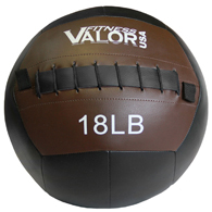 Valor Fitness WB Wall Ball-18 lbs