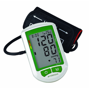 Veridian 01-514 Deluxe Blood Pressure Monitor w/ Jumbo Display