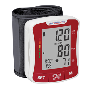 Veridian 01-518 SmartHeart Digital Wrist Blood Pressure Monitor