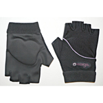 Wrist Assured Gloves (WAGs) Flex Workout Gloves-Large