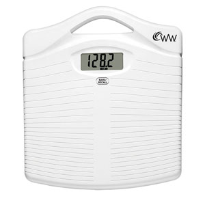 Weight Watchers WW11 Portable Precision Electronic Scale