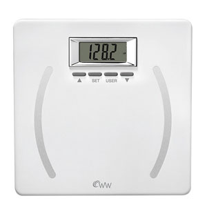 Weight Watchers WW28 Digital Plastic Body Analysis Scale