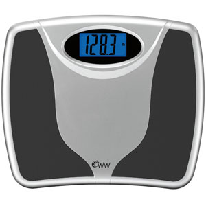 Weight Watchers WW32 Wide Platform Scale-400 lb/182 kg Capacity