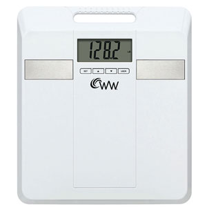 Weight Watchers WW405 Body Analysis Scale-330 lbs/150 kg Capacity