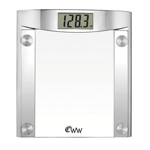 Weight Watchers WW44 Glass Precision Electronic Scale