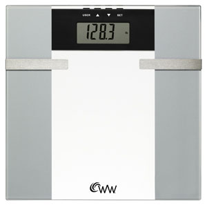 Weight Watchers WW72 Digital Glass Body Analysis Scale