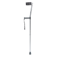 Wenzelite 10404G Aluminum Forearm Crutches-Youth-1 Pair