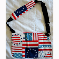 Wheelchair Solutions WASALTF Alt Flag Pattern Arm Sling