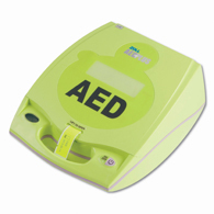Zoll AED Plus Semi Automatic External Defibrillator Kit